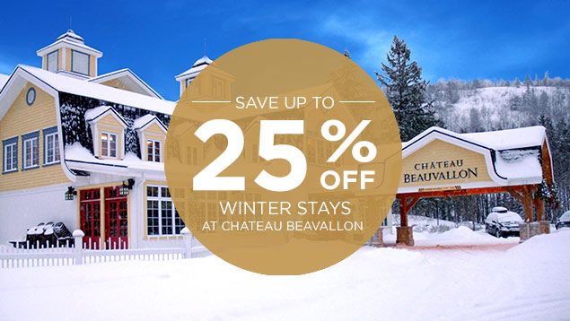 Save up to 25% Off Summer Stays at Chateau Beauvallon