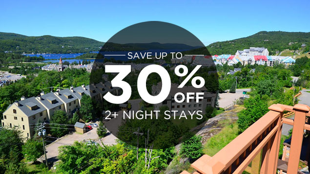 SUMMER 2018- Stay 2 nights and more and save up to 15%