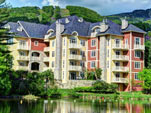Le Boisé Condominiums in Tremblant
